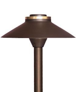 "Alliance AL750 LED Area Light, 24"" Stem - AL750-24-17"