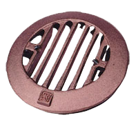 Cast Well Light Grate - CWLG1CB-0