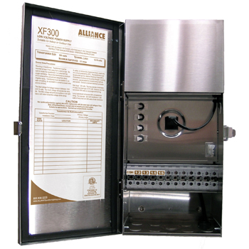 Alliance 300 watt Stainless Steel Transformer - XF300-0