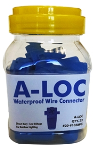 A-LOC Waterproof Connection Points - A-LOC-50-0