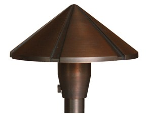 Alliance AL300 LED Area Light, 12`Stem - AL300-12-0