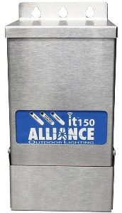 Alliance 150w Intelligent LED Transformer - IT150-608