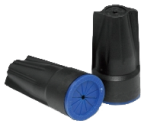 Dryconn Waterproof Connectors - Black/Blue (Large) - 61350-0