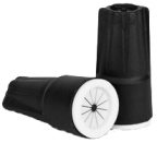 Dryconn Waterproof Connectors - Black/White (Small) - 61146-0