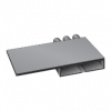 Cast Set-In Stone Mounting Module - CSIS-0