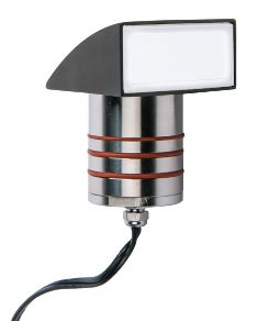 "WAC 2"" Ground Hood LED In-Ground Light - 2081-30-1045"