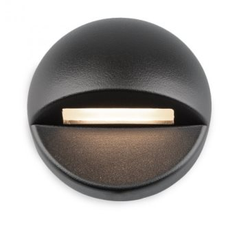 WAC Round LED Deck & Patio Light - 3011-27-991