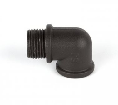 WAC Rod L-Coupler for Extension Rods - 5000-LCO-BZ-0