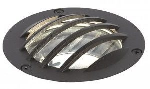 "WAC Rock Guard for 3"" Recessed Inground Lights - 5030-GRD-BZ-0"