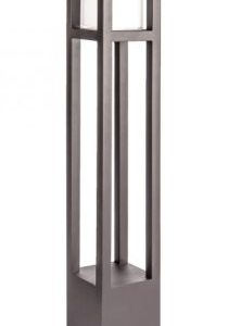 WAC Tower LED Bollard - 6621-27BZ-909