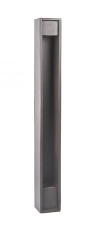 WAC Gate LED Bollard Path Light - 6651-27BZ-0