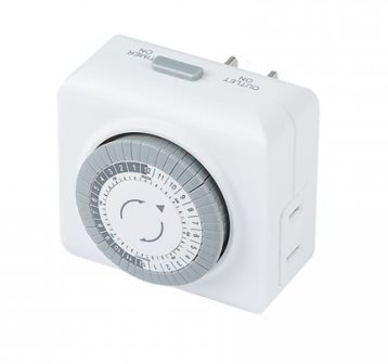 WAC Mechanical Timer - 9000-MTI-WT-0