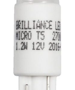 Brilliance 1.2w LED Micro T5 Wedge Shaped Lamp - MICRO T5-0
