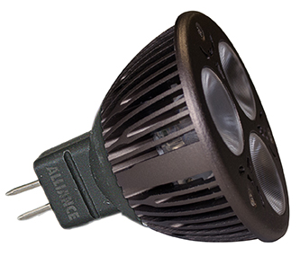 Alliance 5 watt MR16 LED Lamp - LMR16-LED-5W-0