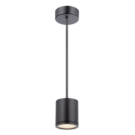 WAC Tube Decorative Ceiling Mount Pendant - PD-W2605-0